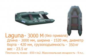 Laguna - 3000M(без привала)